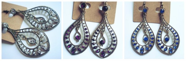 Crysler Earrings