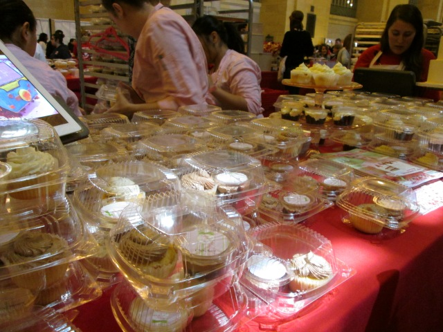 Worlds Largest Bake Sale NYC