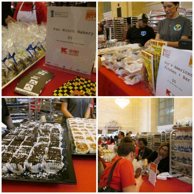 Worlds Largest Bake Sale NYC