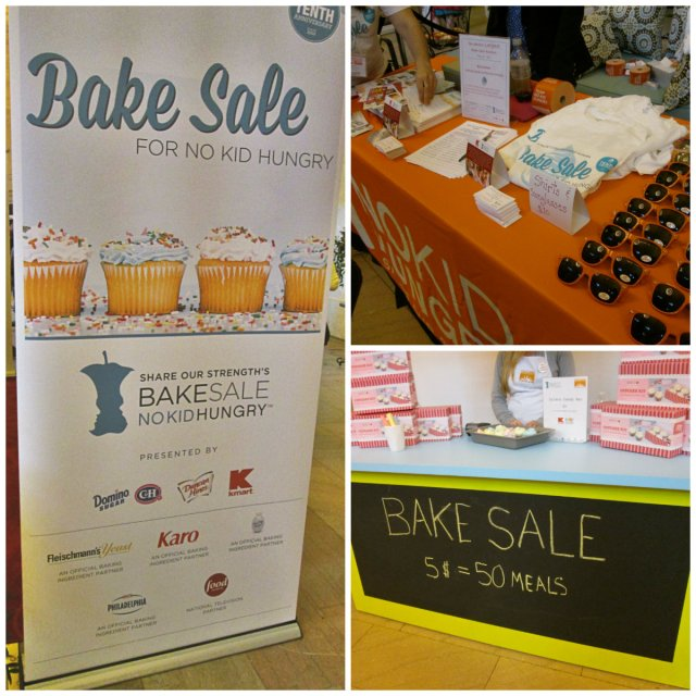 Worlds Largest Bake Sale New York City